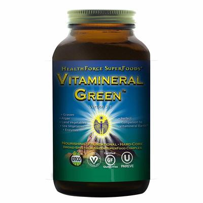 HealthForce SuperFoods Greens and Superfoods - Vitamineral Green