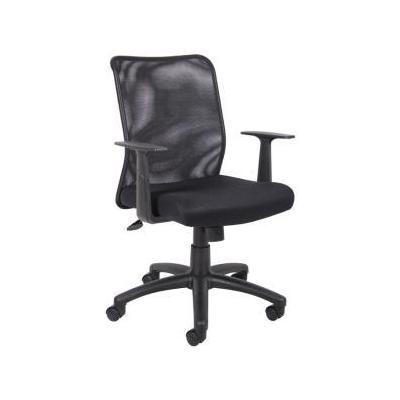 Boss Office B6106 Budget Mesh Task Chair
