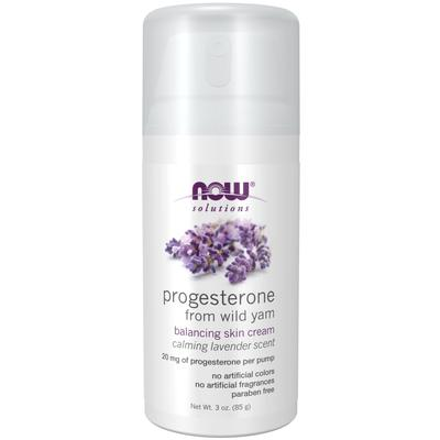NOW Hormone/Glandular Support - NOW Solutions - Natural Progesterone