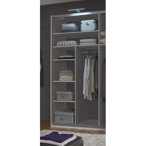 Fresh To Go Inneneinteilung grau Zubehör für Kleiderschränke Möbel