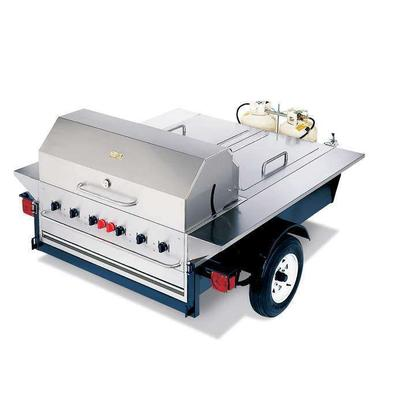 Crown Verity TG-1 Gas Grill