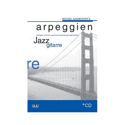 AMA Verlag Arpeggien Jazzgitarre