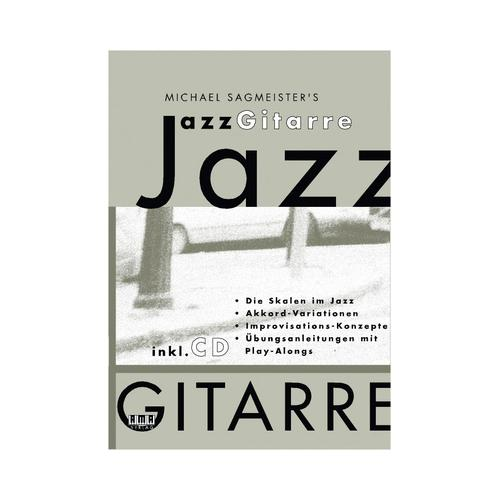 AMA Verlag Sagmeister's Jazzgitarre