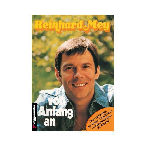 Voggenreiter Reinhard Mey Von Anfang An