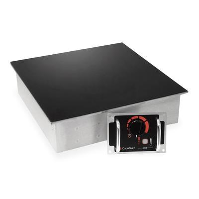 CookTek MCD1500 Drop-In Commercial Induction Cooktop w/ (1) Burner, 100 120v