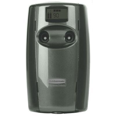 Rubbermaid FG4870002 Microburst? Duet Aerosol Dispenser w/ Alternating Scents, Black