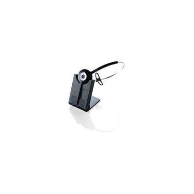 Jabra PRO 920 Headset - Mono - Wireless - DECT - 394 ft - Over-the-head, Over-the-ear, Behind-the-ne