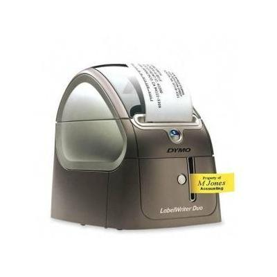 Dymo LabelWriter 450 DUO PC/Mac-Connected Label Printer and Software