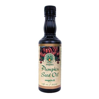 Omega Nutrition Baking and Cooking - Pumpkin Seed Oil - 12 fl. oz (355