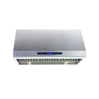 """AP238-PS83-42 42"""" Heavy Duty Stainless Steel Under Cabinet Range Hood With 1000 CFM"""