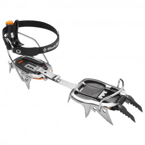 Black Diamond - Cyborg Edelstahl - Steigeisen polished