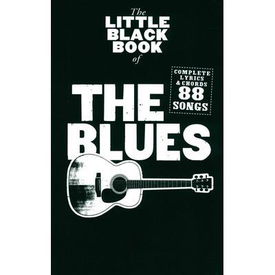 Wise Publications Little Black Book of Blues