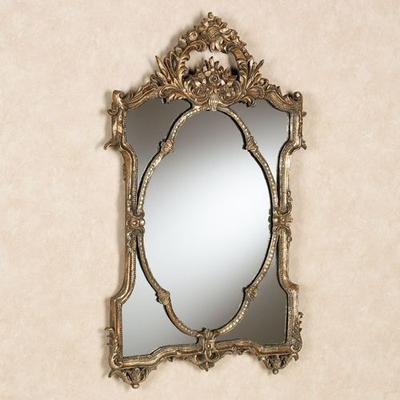 Avilla Wall Mirror Antique Gold , Antique Gold