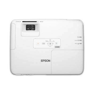 Epson VS350W WXGA 3LCD Projector - Refurbished