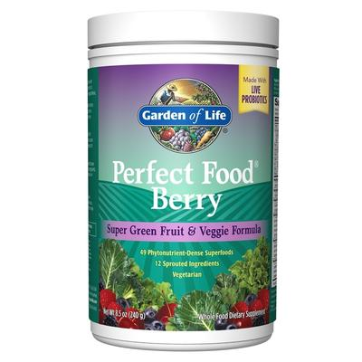 Garden of Life Perfect Food Berry 8.5 oz (240 g)