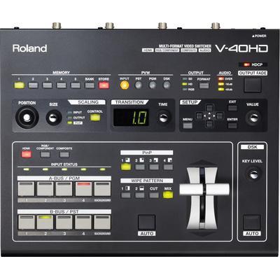Roland V-40HD...
