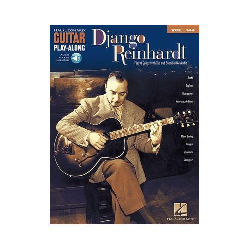 Hal Leonard Guitar Play Django Reinhardt