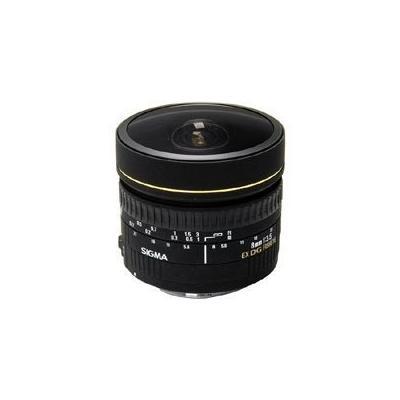 Sigma 8mm Fisheye Lens