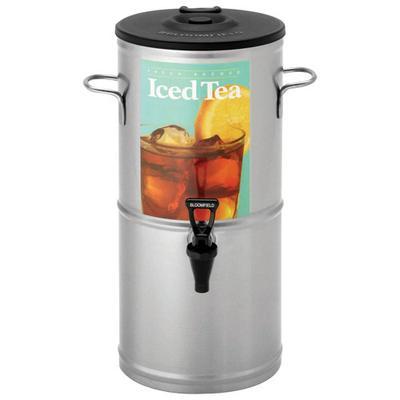Bloomfield 3-Gal. Tea Dispenser with Spigot - Stainless-Steel - 87993G