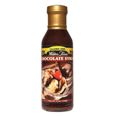 Walden Farms Sugar Alternatives - Chocolate Syrup - 12 fl. oz (355 ml)
