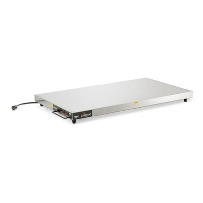 """Vollrath 24"""" W Cayenne Right-Aligned Heated Shelf Warmer 120V-350W 7277124 - Stainless Steel"""