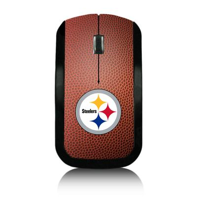 Pittsburgh Steelers Football Design Wireless Mouse