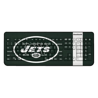 New York Jets Stripe Wireless Keyboard