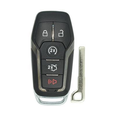 Lincoln DP5T-15K601-DD OEM 5 Button Key Fob