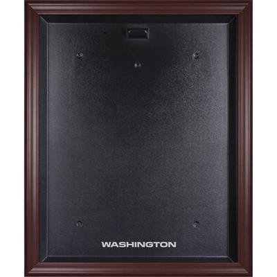 Washington Football Team Fanatics Authentic Mahogany Framed Logo Jersey Display Case