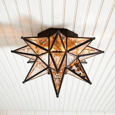 Moravian Star Ceiling Mount - Ballard Designs
