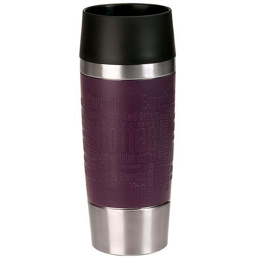 Emsa Thermobecher Travel Mug, (1 tlg.) lila und Coffee to go Geschirr, Porzellan Tischaccessoires Haushaltswaren