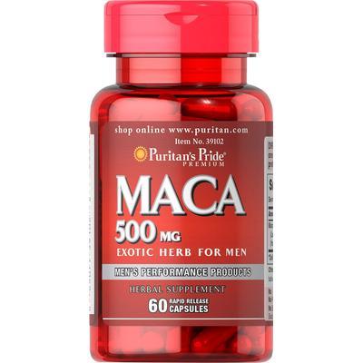 Puritan's Pride 2 Pack of Maca 500 mg-60-Capsules