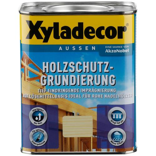 Xyladecor Holzgrundierung Grundierung farblos Bauen Renovieren
