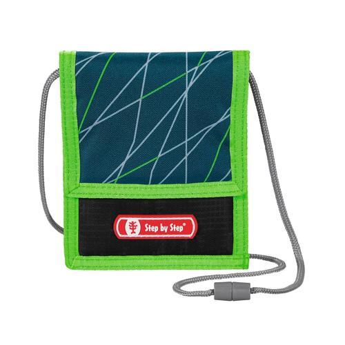 Step by Brustbeutel grün Kinder Geldbeutel Taschen