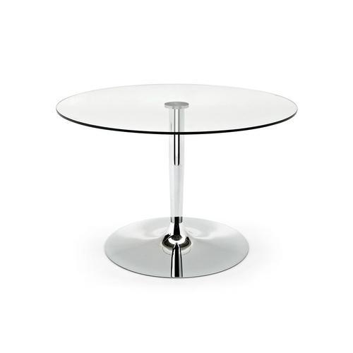 connubia Esstisch Planet S CB/4005-VS weiß Esstische rund oval Tische