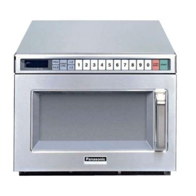 Panasonic 1,200-Watts Microwave Oven With 3-Power Levels And 30-Minute Defrost (NE-12521)