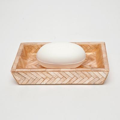 Handa Soap Dish - Pearl - Frontgate