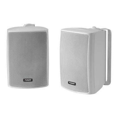 "Fusion 4"" Compact Marine Box Speakers, Pair"