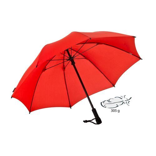 Euroschirm Trekkingschirm Swing rot Stockschirme Regenschirme Accessoires Unisex