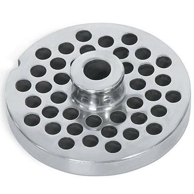 """Vollrath Grinder Plate With 1/2"""" Holes (40749)"""