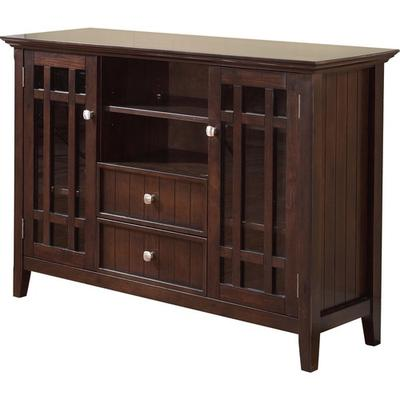 Simpli Home Bedford Collection TV Media Stand