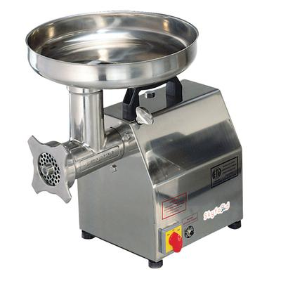 Skyfood SMG12 Meat Grinder w/ 1 hp, 260lbs/hr, Stainless