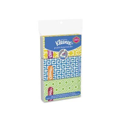 """Kleenex 11976 Facial Tissue Pocket Packs, 108 Packs (Kcc11976)"""