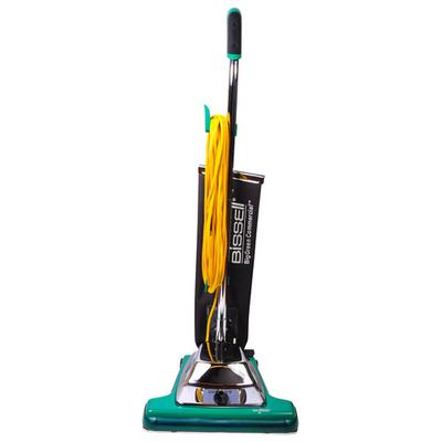 BISSELL BigGreen Commercial Upright Vacuum - Green/Black/Yellow