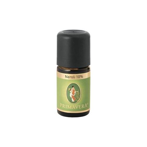 Primavera Aroma Therapie Ätherische Öle Neroli 10% 5 ml