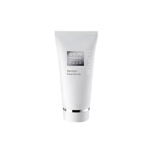 ARTDECO Pflege Gesichtspflege Skin Yoga Bamboo Face Scrub 50 ml