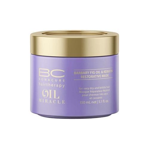 Schwarzkopf Professional BC Bonacure Oil Miracle Kaktusfeige Kaktusfeigenöl Maske 150 ml