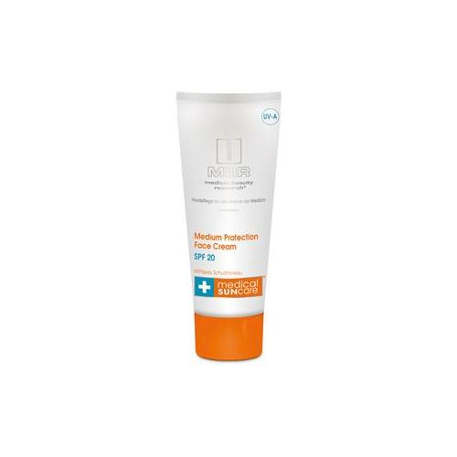 MBR Medical Beauty Research Sonnenpflege Medical Sun Care Medium Protection Face Cream SPF 20 100 ml