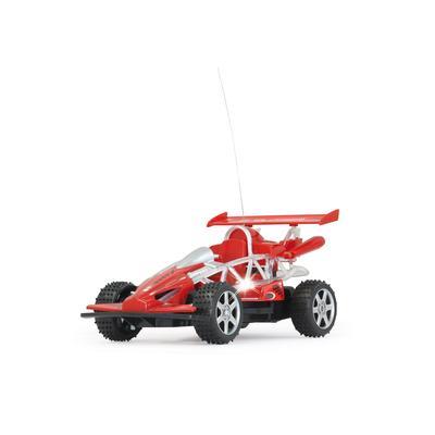 Jamara RC-Auto Explorer - 27 MHz rot Kinder Ab 6-8 Jahren Altersempfehlung