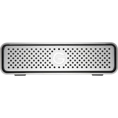 G-Technology G-DRIVE 4TB External USB 3.0 Portable Hard Drive - Silver - 0G03594